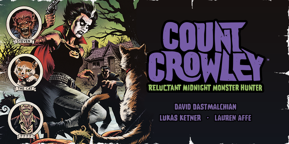 Count Crowley #2 Homepage Banner