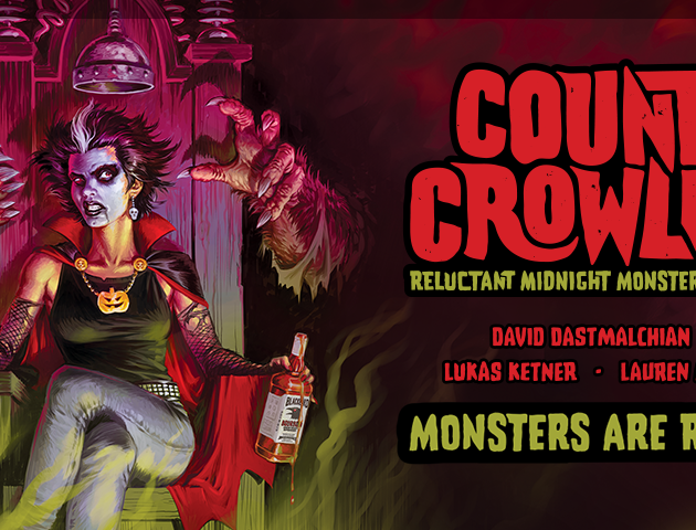 Count Crowley Homepage Banner