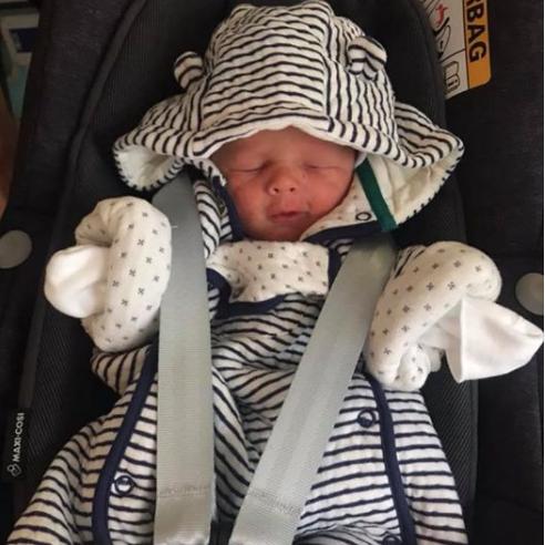 Newborn Hector