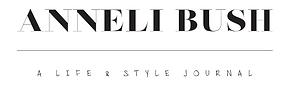 Anneli Bush Blog logo
