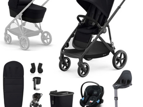 Shopping for a new baby - cyber sales