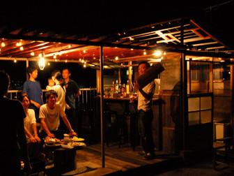 170728_Benjamin's Bar@RooftopTerrace OPEN!!
