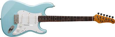 Jay Turser Stratocaster rosewood fingerboard strat - not Fender