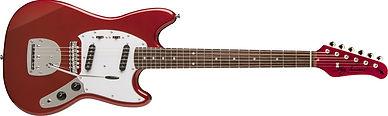 Jay Turser Mustang rosewood fingerboard - not Fender