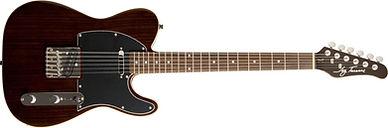 Jay Turser Rosewood body telecaster - not Fender