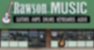 OKC Music Store Rawson Guitars Dealer