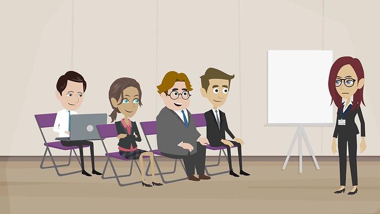 Blended Learning, E-Learning, Online Verkaufstraining