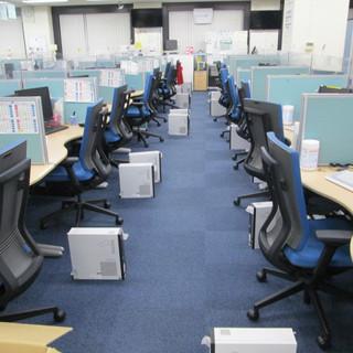 大規模コールセンター端末リプレース_400台
