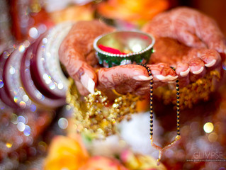 The wedding of Namita & Shubhang
