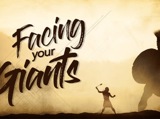"""""""Facing Your Giants"""""""