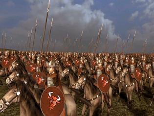 """Hordes of Horses"""