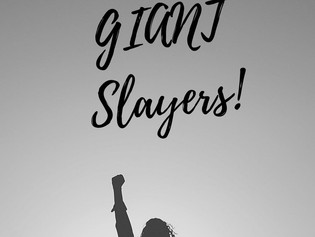 """""""Exhausted Giant Killers"""""""