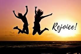 """""""Rejoice by Faith"""""""