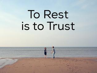 """""""Covenant of Trust"""""""
