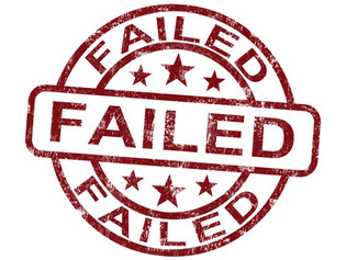 """""""Failed!"""""""