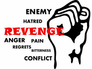 """Revenge – The Lord's War"""
