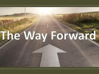 """The Way Forward"""