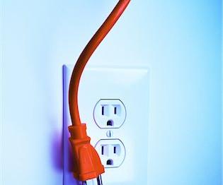 """No Connection…No Power"""