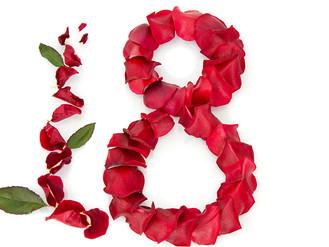 Вітаємо жінок зі святом 8 Березня!