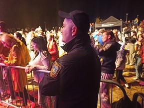 Муніципальна варта забезпечувала громадський порядок на святкуванні Дня села Михайлівка-Рубежівка