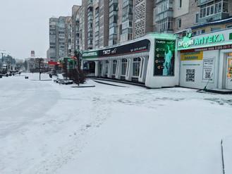 Нагадуємо про необхідність прибирати прилеглу територію від снігу!