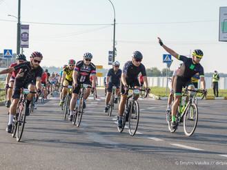 Через Ірпінь пройшов маршрут  велоперегонів «Київська сотка 2020» - як це було (ВІДЕО)