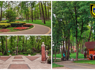 Парк «Дубки» — під наглядом муніципальної варти Ірпінської міської ради