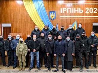 В Ірпені пройшов підсумковий захід 2020-го року з питань громадської безпеки на території Київщини