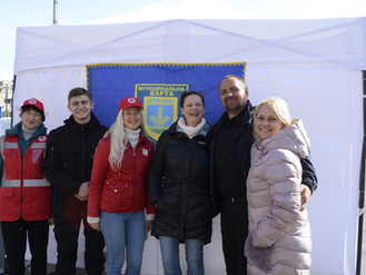 В Ірпені на День міста облаштували «Комунальне містечко»