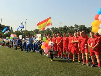 В Ірпені проходить Чемпіонат світу з футболу серед українських діаспорних команд