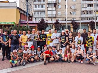 Муніципальна варта провела змагання зі спортивного орієнтування в місті (+ВІДЕО)