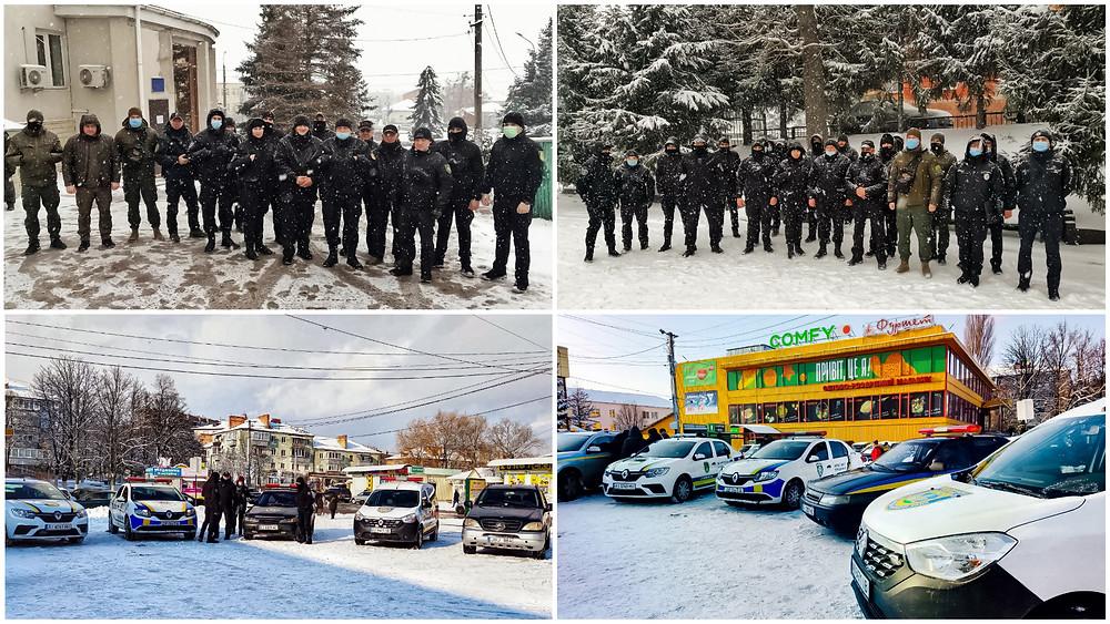Заходи щодо укріплення громадської безпеки міста Васильків та сприяння у створенні місцевого громадського формування