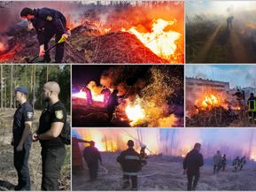 Про взаємодію Муніципальної варти з ірпінськими рятувальниками