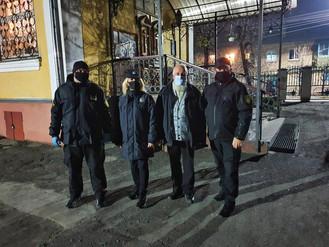 Поліція та ірпінська муніципальна варта патрулюють територію поблизу церков та храмів Приірпіння
