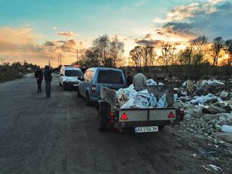 «Всі викидають і ми викидаємо» - хто утворює стихійні сміттєзвалища?