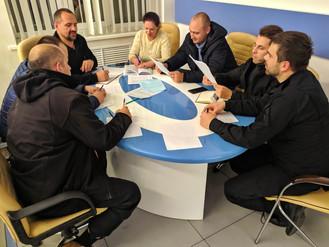 Для інспекторів МВ провели тренінг-семінар зі складання протоколів про адміністративні правопорушенн