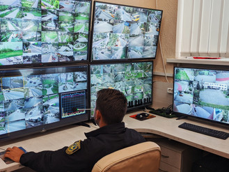 Все про загальноміську систему відеоспостереження
