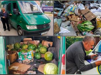 Викидання сміття у місцях, не пристосованих для цієї мети, тягне за собою відповідальність!
