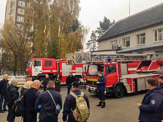 В Ірпені створюється добровільна пожежна служба