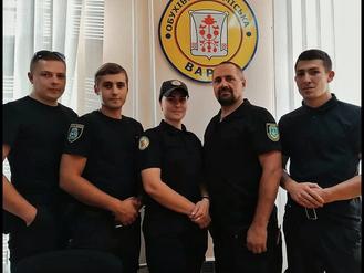 Вітаємо обухівських колег з третьою річницею створення комунального підприємства!