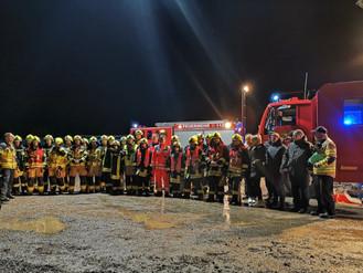 Організатори ірпінської добровільної пожежної дружини вивчали німецький досвід