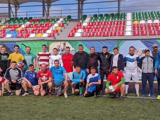 Муніципальна варта зіграла матч проти команди міськвиконкому та інших комунальних підприємств Ірпеня