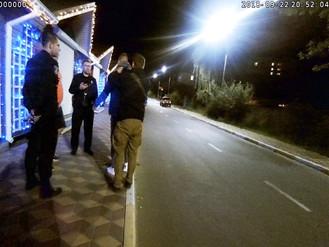 Спільні патрулювання з поліцією