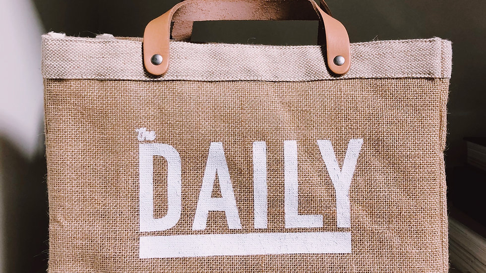 The Daily Apolis Bag