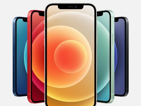 iPhone 12, 12 mini