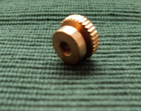 Spark Plug Knurled Thumb Nut