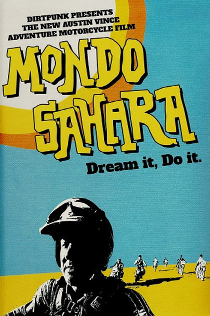 Mondo Sahara DVD