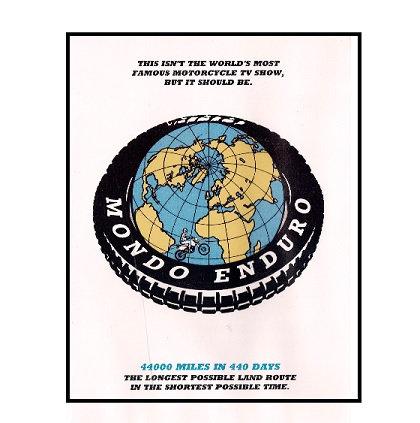 Mondo Enduro DVD