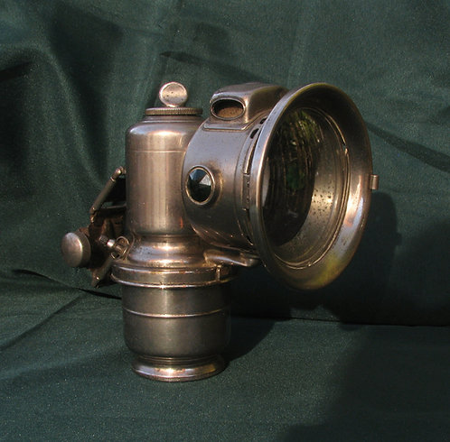 Lucas Calcia Club Acetylene Lamp