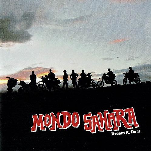 Mondo Sahara: The Soundtrack CD